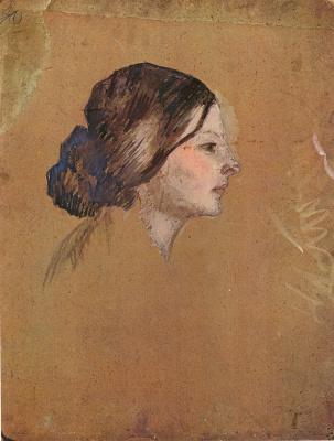 Пабло Пикассо. Мадлен