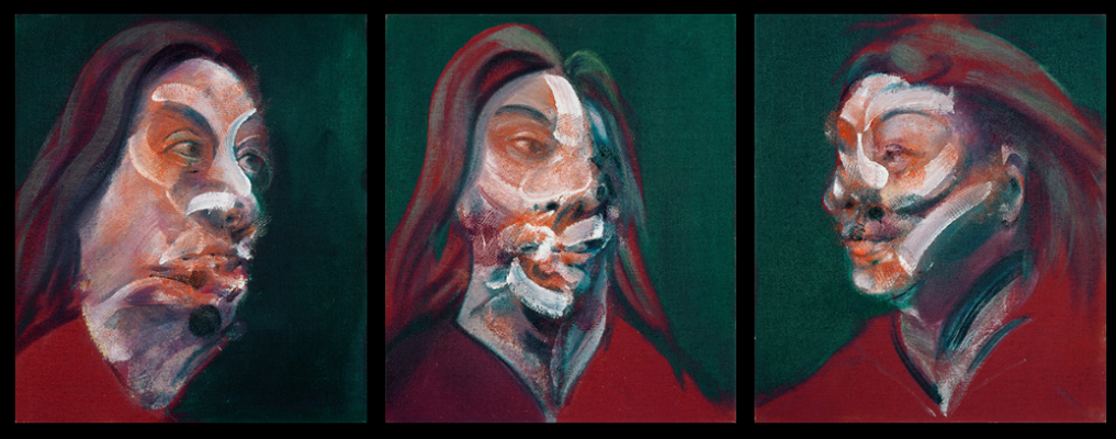 Francis Bacon. ThreeStudies of Isabel Rawsthorne