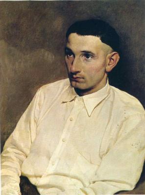 Jamie Wyeth. Leicester