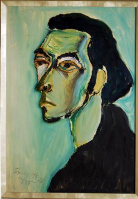 Glickman Davidovich Gabriel. Poet