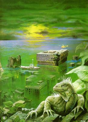 Оливьеро Берни. Зелень