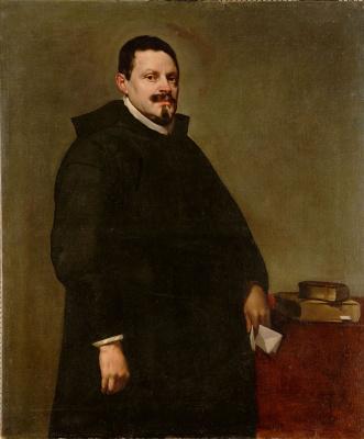 Диего Веласкес. Портрет Себастьяна де ла Уэрты