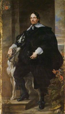 Антонис ван Дейк. Портрет Филиппа де Раэ