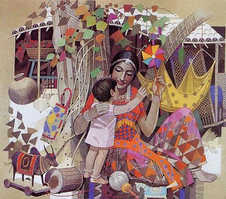 Рави Паранджап. Радости жизни