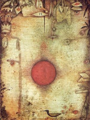 Paul Klee. Landscape