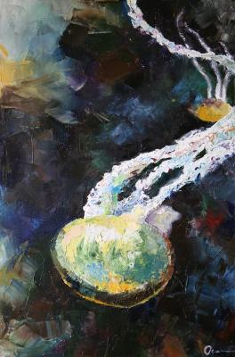 Ekaterina Viktorovna Osipovich. Jellyfish