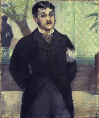 Portrait Of M. Gauthier-Lathuile