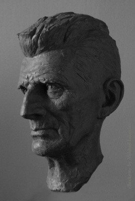 Михаил Анатольевич Яковлев. Samuel Beckett by Mikhail Iakovlev