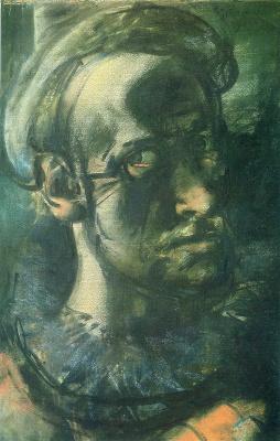 Жорж Руо. Портрет