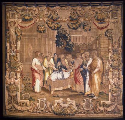 Giuseppe Arcimboldo. Assumption Of The Virgin