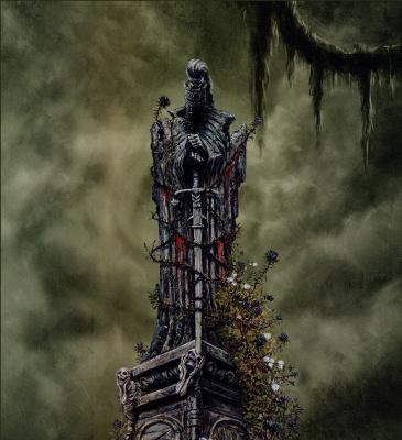 Kevin Mack Cannes. Ghost Black rose