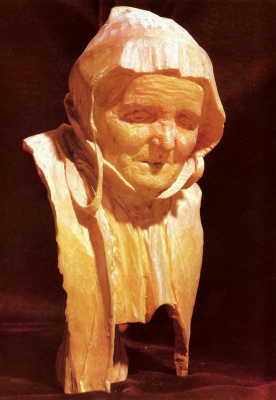 Anders Zorn. Grandmother