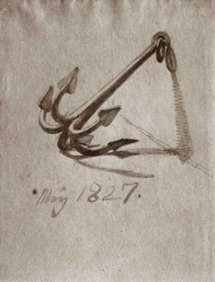 Caspar David Friedrich. Anchor