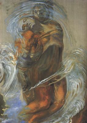 Salvador Dali. Pieta