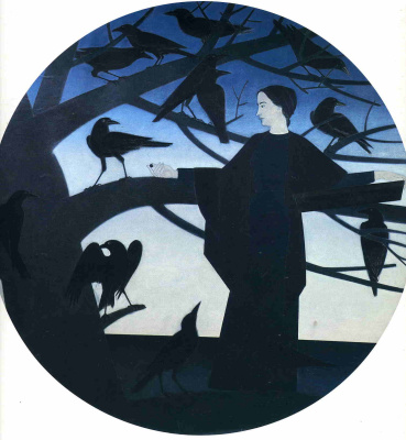 Will Barnet. The darkness