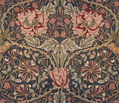 William Morris. Honeysuckle