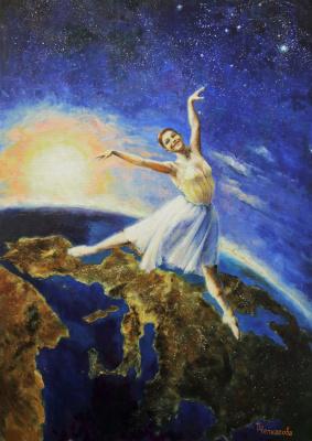 Tatyana Chepkasova. Through hardship to the stars