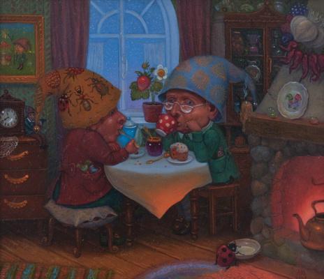 Lobi Micha. Gnomes