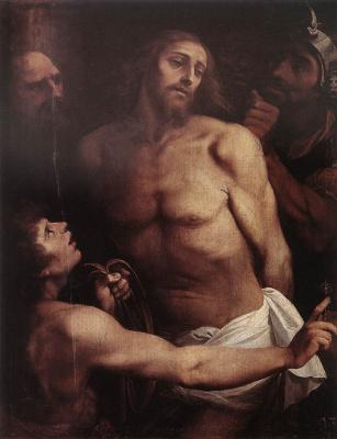 Чезари Джузеппе (Кавалер д'Арпино). Насмешки с Христа