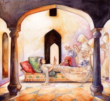 Омар Райан. Иллюстрация 02
