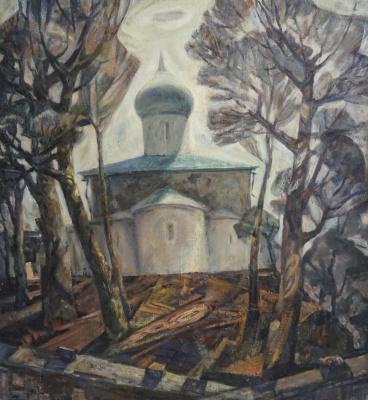 Oktay Alirzaevich Alirzayev. (Untitled)