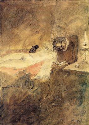 Пабло Пикассо. Сюжет 171