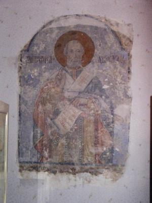 Михаил Львович Бойчук. Единственная сохранившаяся фреска М. Бойчука