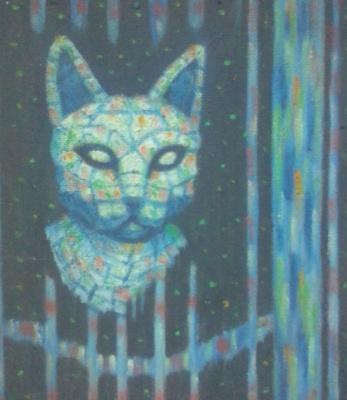 Вячеслав Коренев. Snow cat