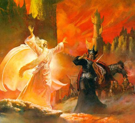 Дуглас Бикман. Посланник Саурона