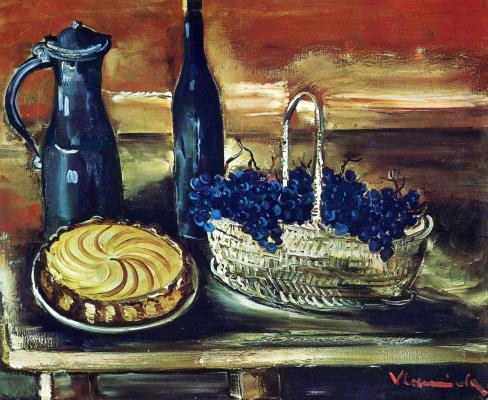 Морис де Вламинк. Синий виноград