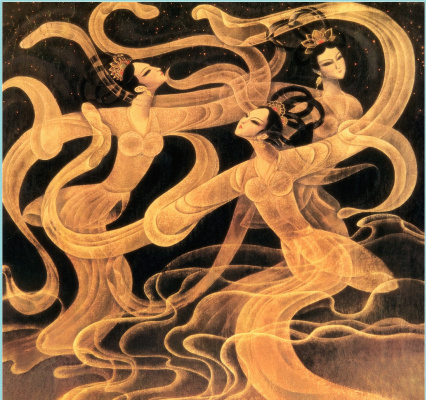 Ван Кунд. Волшебный танец
