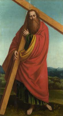 Гауденцио Феррари. Святой Андрей (?)