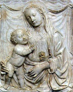 Ферукки. Мадонна с младенцем