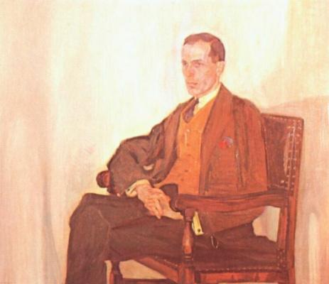 Варли. Портрет Винсента Мэсси