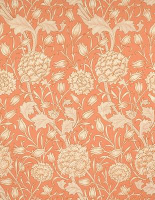 William Morris. Wild Tulips
