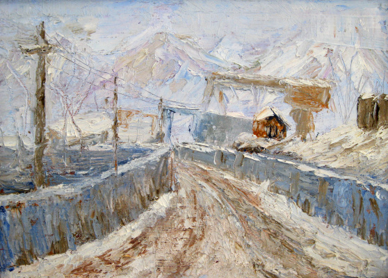 "Alisher Tuychievich Ernazarov. A study in ""Rogun HPP"""