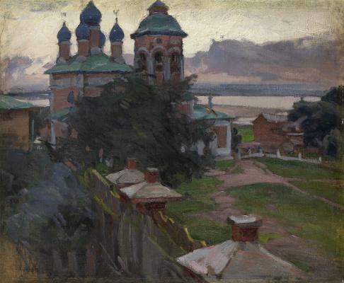 Abram Arkhipov. Moore
