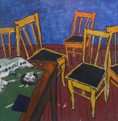 Yuri Ivanovich Khudonogov. Chairs