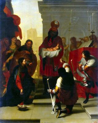 Матиас де Торрес. Сретение Господне