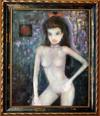 Igor Veniaminovich Bondarenko. Nude Nude