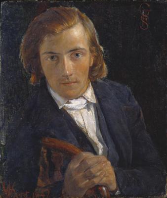 William Holman Hunt. F. J. Stevens