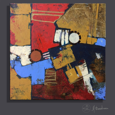 Mike Bezloska. Abstract number 302