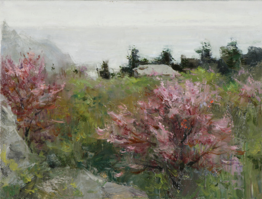 Alexander Evgenievich Kosnichev. Flowering in Artek