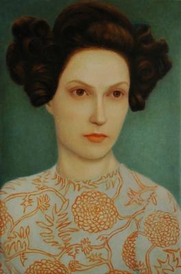 Renata Lefel. Mother