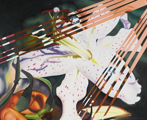 James Rosenquist. Untitled