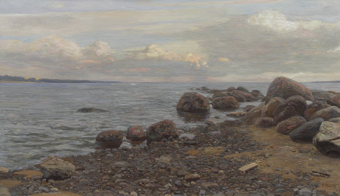 Фёдор Борисович Фёдоров. Финский залив