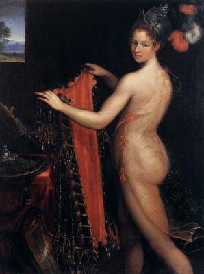 Lavinia Fontana. Minerva