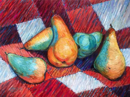 Alexander Dmitrievich Svistunov. Pears