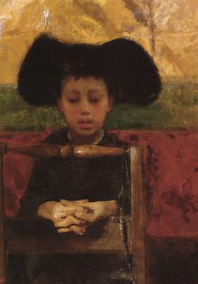 Антонио Манчини. Маленький семинарий