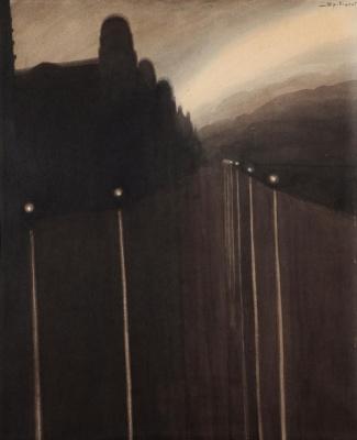 Леон Спиллиарт. Noir